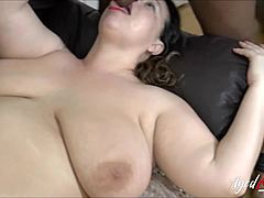 AgedLovE adult thrill BBC in mouth and slit